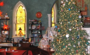 Holidays at Beans in the Belfry