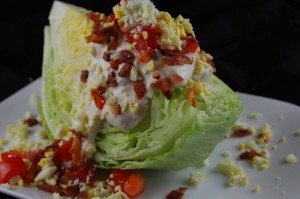 Wedge salad photo