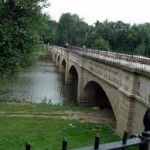C&O canal aquaduct