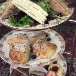 afternoon Tea for Two 3 tier stand